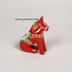 Sitting Horse 13 cm