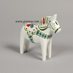 Dalahorse White 17 cm