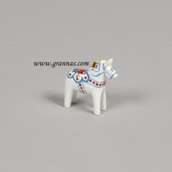 Dalahorse White 5 cm
