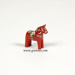 Dalahäst Röd 5 cm