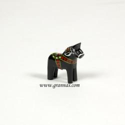 Dalahorse Black 5 cm