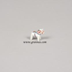 Dalahorse White 2 cm
